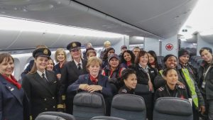 Air Canada Flight Attendant Jobs